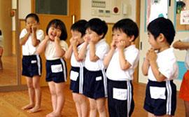 リズム体操教室